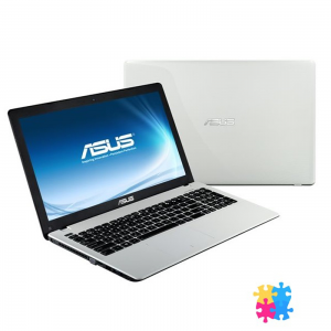 "Asus X552CL-SX116D 15,6""/Intel Celeron 1007U/4GB/500GB/fehér notebook"