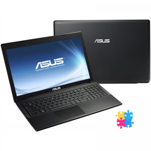 "Asus X552CL-XX316D 15,6""/Intel Celeron 1007U/4GB/500GB/Fekete notebook"