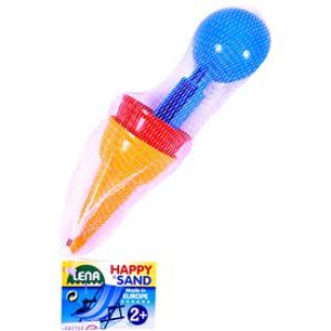 Lena - Homokozójáték - fagyisszett 3db /csomag