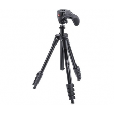 Manfrotto Compact Action fekete fotó állvány