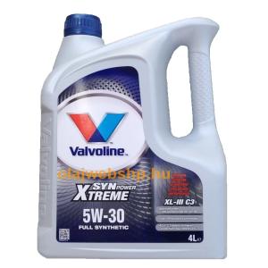 Valvoline SynPower Xtreme XL-III C3 5w-30 4L