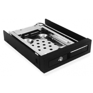 RaidSonic Icy Box Mobile Rack for 2.5\'\' SATA HDD or SSD Black