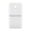 Nokia Lumia 630 / 630DS akkufedél, fehér