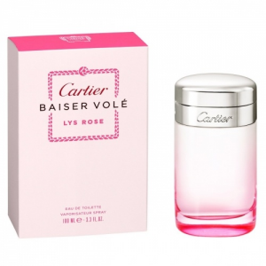 Cartier Baiser Vole Lys Rose EDT 100 ml