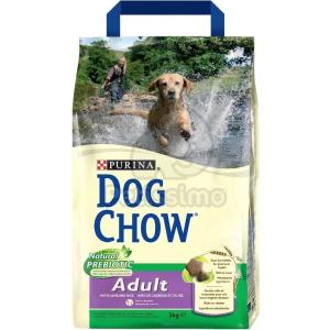 Dog Chow Adult Lamb 2,5 kg