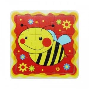 Fakopáncs Puzzle 9 db-os méhecskés