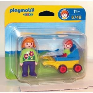 Playmobil Anyuci babakocsival - 6749