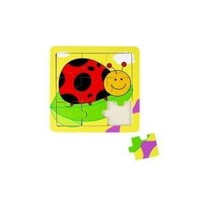Fakopáncs Puzzle 9 db-os katicás