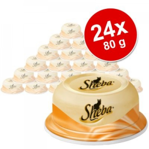 Sheba finom filék 24 x 80 g - Csirkemellfilé