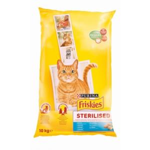 Friskies Sterilcat macskatáp 10kg