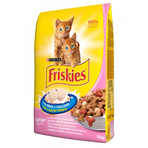Friskies Junior macskatáp 10kg