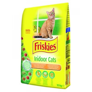 Friskies Indoor macskatáp 10kg