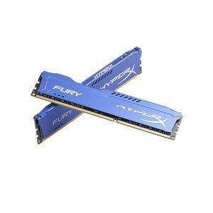 Kingston HyperX Fury 8GB 1866MHz DDR3 memória Non-ECC CL10 Kit of 2