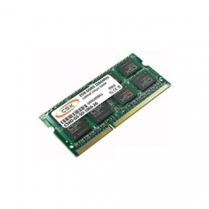 CSX SO-DIMM 2GB 1600MHz DDR3 laptop memória