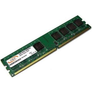 CSX 1GB 800MHz DDR2 memória