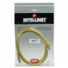Intellinet Network Solutions Intellinet Network Cable RJ45  Cat6 UTP  1m Yellow  100% copper