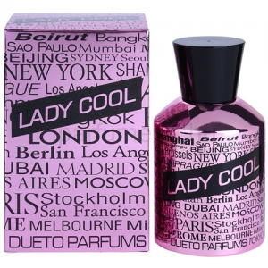 Dueto Parfums Lady Cool EDP 100 ml