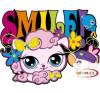 3D Falmatrica - Little Pet Shop-Smile tapéta, díszléc és más dekoráció