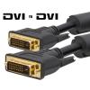 neXus Dual-link DVI kábel, 3 m aranyozott csatlakozóval (20391)