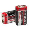 neXus Akkumulátor, E (9V), Ni-MH, 190 mAh, 1 db (91581)