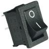 Mini billenőkapcsoló (ST 1/BK)