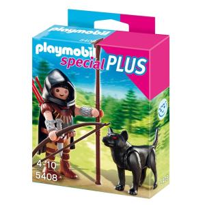 Playmobil Erdőlakó és a farkas - 5408