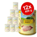 MAC's MAC´s Cat gazdaságos csomag 12 x 400 g - Lazac & csirke