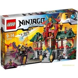 LEGO Ninjago Csata Ninjago City-ért 70728