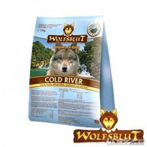 Na Wolfsblut Cold River, 15kg