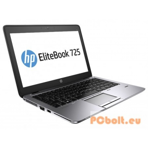 "HP EliteBook 725 G2 (F1Q18EA) AMD Quad Core A8-7150B,4GB,DDR3L,Foglalat:2db,500GB,12,5"",LED,Matt kijelző,1366x768,Windows 8.1 Pro,NO DVD!,AUDIO,"