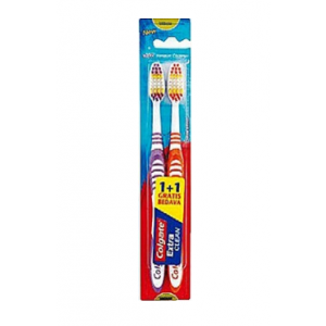 Colgate Extra Clean medium fogkefe