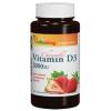 VitaKing D3-vitamin 2000NE epres ízű rágótabletta - 210 db