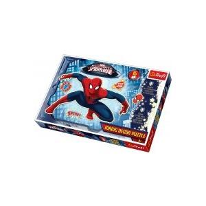 Trefl Pókember Dekor puzzle, 15 db-os
