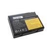 Fujitsu-Siemens LifeBook A4187 4400mAh laptop akkumulátor