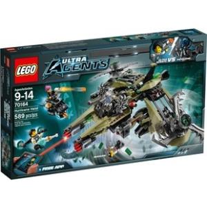 LEGO Elsöprő rablóakció 70164