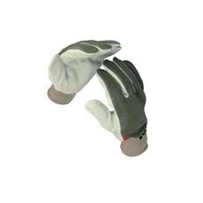 NEMMEGADOTT védőkesztyű hasított bőr, pamut kézhát GUIDE 197 (8)