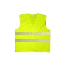 NEMMEGADOTT jól láthatósági mellény sárga (2XL)