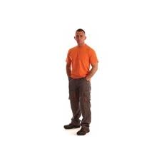 NEMMEGADOTT munkaruha derekasnadrág ROCK szürke-narancs (2XL)