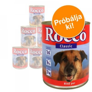 Rocco vegyes próbacsomag 6 x 800 g - Menue