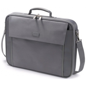 Dicota Multi BASE 14 - 15.6 Grey notebook case (D30918)