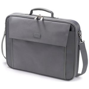 Dicota Multi BASE 15 - 17.3 Grey notebook case (D30915)