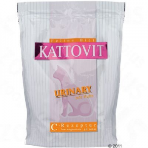 Kattovit Urinary csirke - 1,25 kg