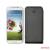 CELLY Samsung S4 mágneses Flip bőr tok, fekete