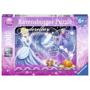 Ravensburger puzzle, Hamupipőke és barátai, 100 db (4005556106882)