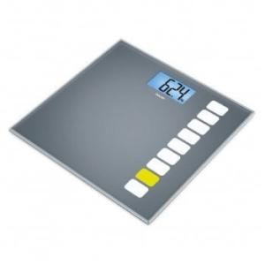Beurer GS205 Üvegmérleg (4211125756628)