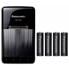 Panasonic Eneloop Pro gyorstöltő 2450mAh 4db AA akkuval