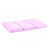 Chipolino összecsukható matrac 120/60/6cm - Pink
