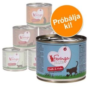 Feringa Menü Duo-változatok vegyes próbacsomag - 6 x 200 g
