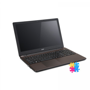 Acer Aspire E5-571-37FM 15,6 /Intel Core i3-4030U 1,9GHz/4GB/500GB/DVD író/barna notebook