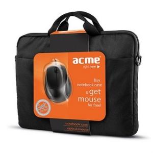 """ACME 16"""" Notebook táska 16M37 + egér MS13 (16M37 + MS13)"""